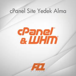 cPanel Site Yedek Alma
