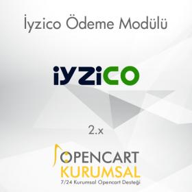 Opencart İyzico Ödeme Entegrasyonu