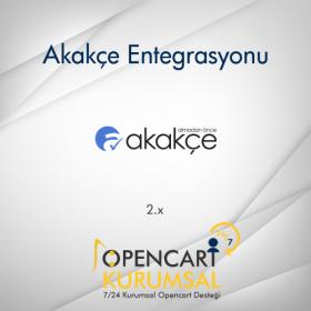 Opencart Akakçe Xml Entegrasyonu 2.x