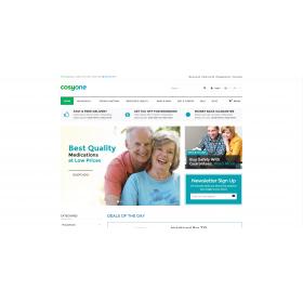Opencart Cosyone Sağlık Teması