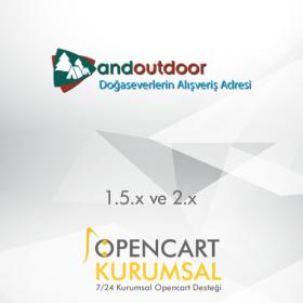 Andoutdoor Xml Entegrasyonu