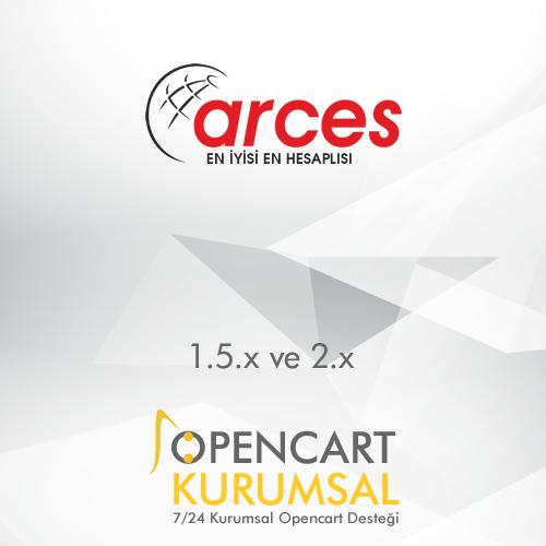 Arces Dtm Xml Entegrasyonu