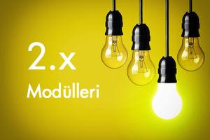 Opencart 2.x Modülleri